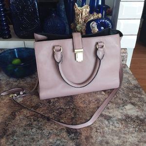 Top Shop Leather Shoulder bag/ Tote